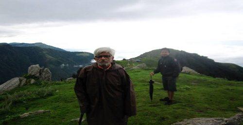 Father of Sumit Datta in Triund