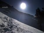 Snowy Trail to Triund Hill