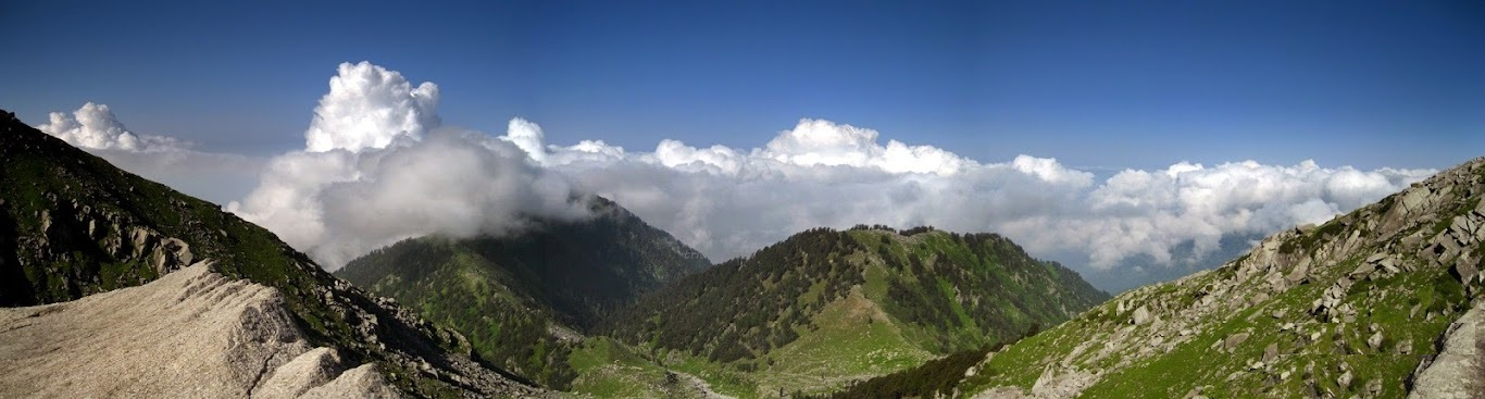 Triund Hill, The Jewel of Dharamshala